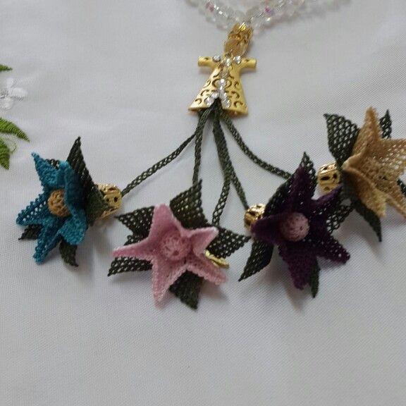 Yıldız çiçeyi