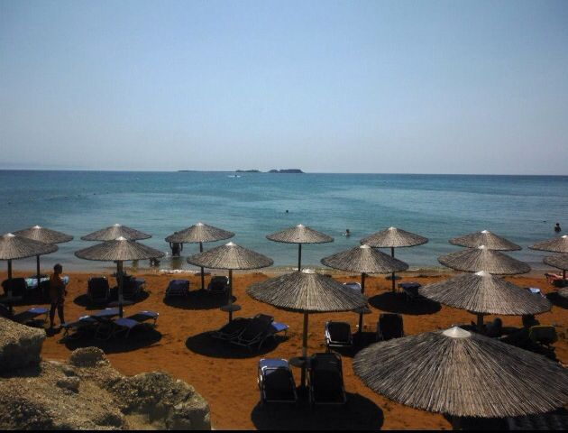 Xi beach - Cefalonia Greece