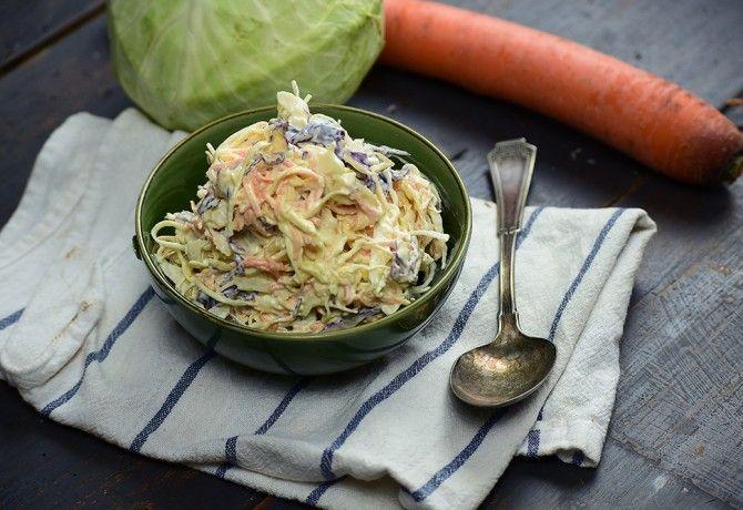 Klasszikus coleslaw