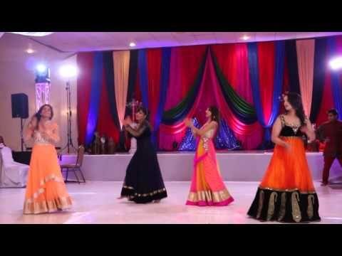 Best Sangeet Performance 2014