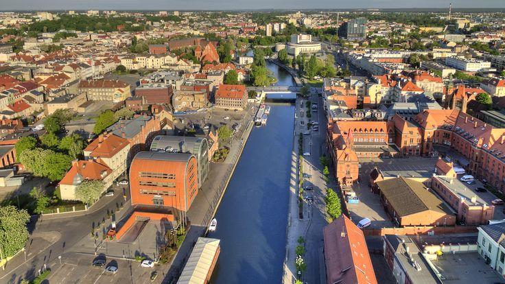 Bydgoszcz - centrum