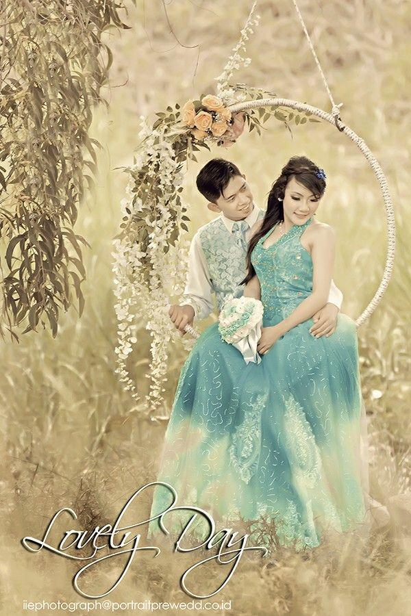 Prewedd Desi & Asen Bangka Belitung