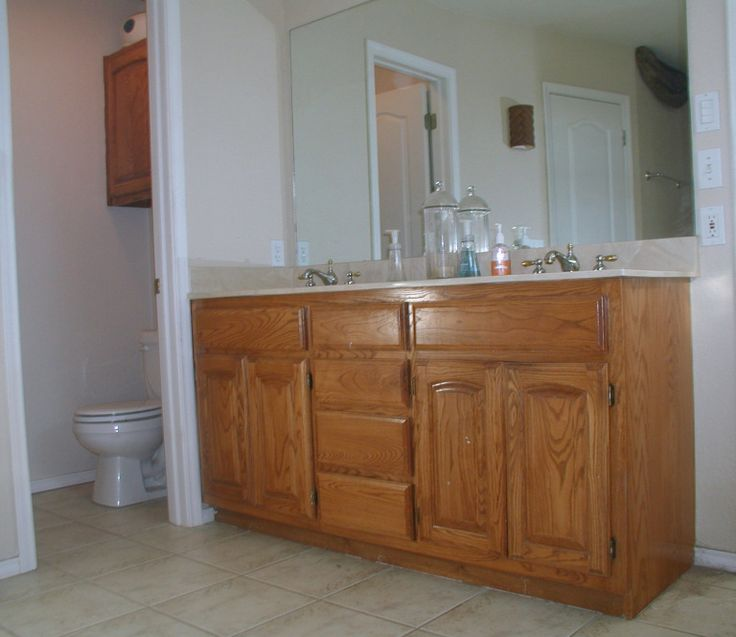 1000+ Ideas About Staining Oak Cabinets On Pinterest