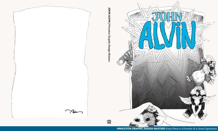Book Jacket Final Draft: 2 of 3 (John Alvin)