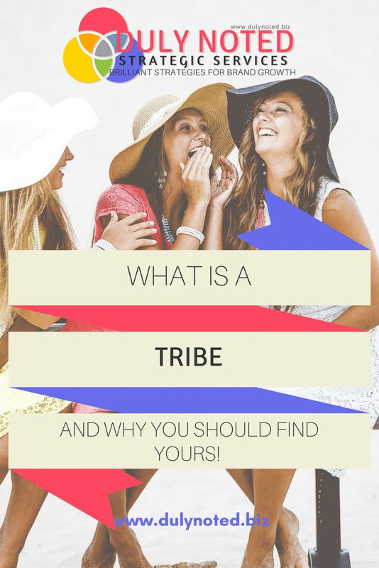 What Is A Tribe and Why You Should Find Yours