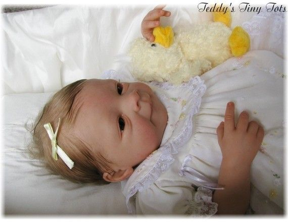 Tutorial Reborn Baby Doll Hair Rooting by PansyPieBoutique on Etsy, $10.50