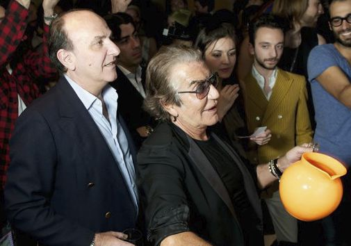 Luisa Via Roma - Roberto Cavalli & Mario Luca Giusti. http://trend-on-line.com/brand/mario-luca-giusti