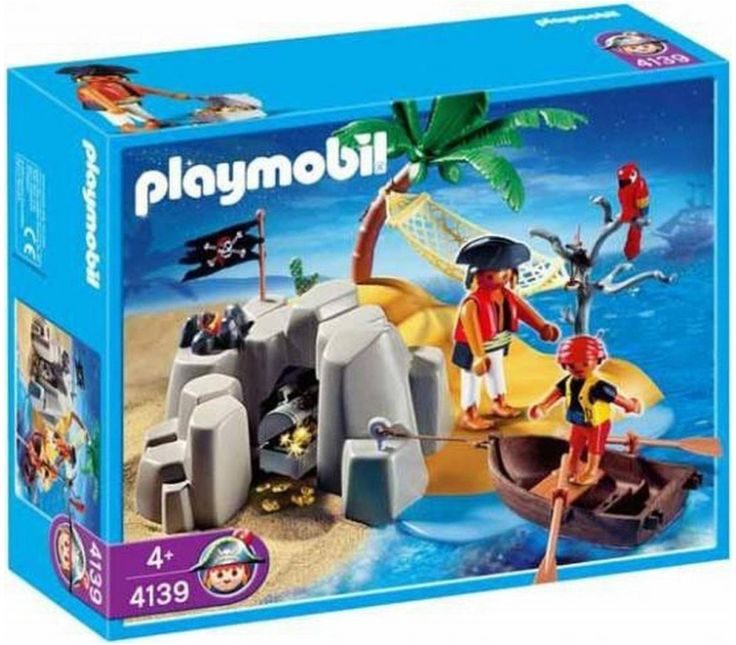 Pin Auf Playmobil Piraten