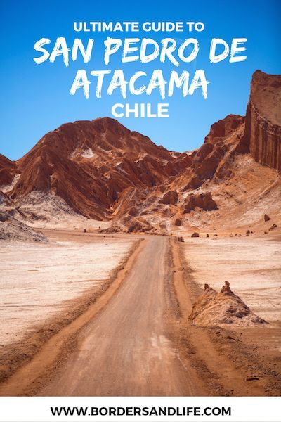 The Ultimate Guide to Visiting San Pedro de Atacama inc. where to stay, where to eat, top things to do and see plus other Essential Visitor Info | San Pedro de Atacama| San Pedro de Atacama Chile | San Pedro de Atacama Accommodation | Chile | San Pedro de Atacama Eat | San Pedro de Atacama things to do | Atacama Desert | Moon Valley | Travel Chile | Altiplancos and Salt Flats| El Tatio Geysers | South America destinations | Salar de Talar | #sanpedrodeatacama #chile #atacamadesert…