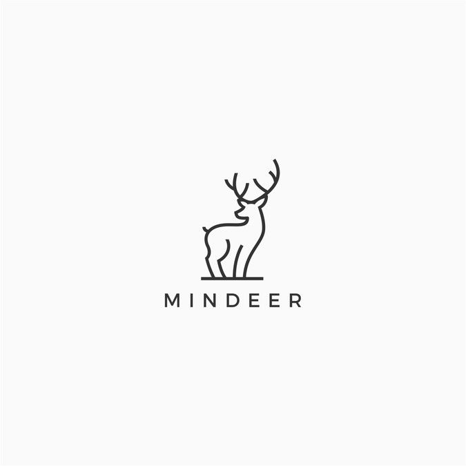 """mindeer needs an eyecatcher logo to make our competitors very envious"" by gaga vastard"
