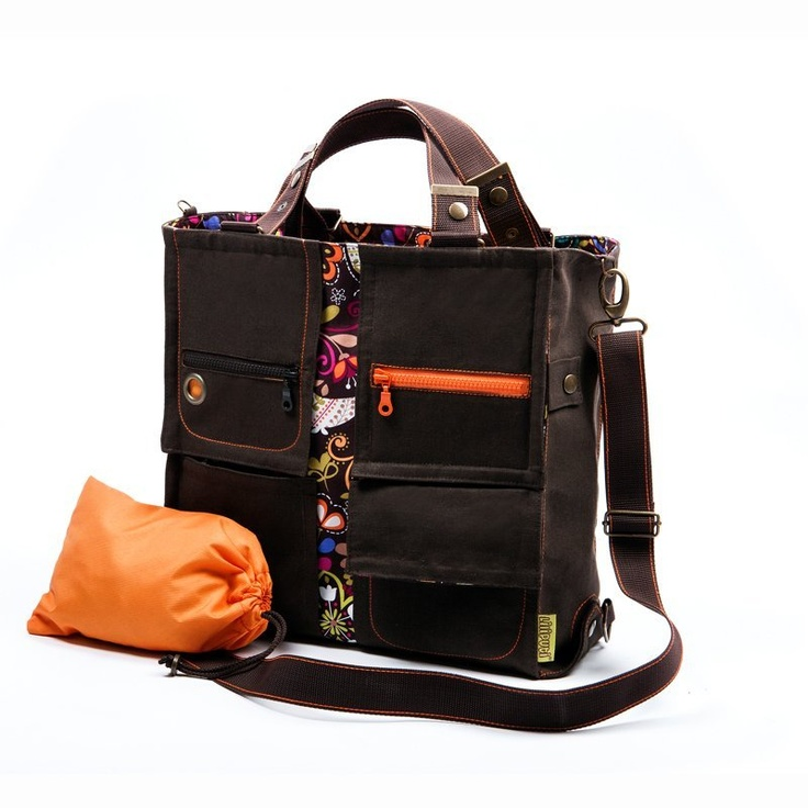Liliputi® Mama Bag Folk-tale Diaper Bag - Babywearing & More! #liliputi #mamabag #diaperbag