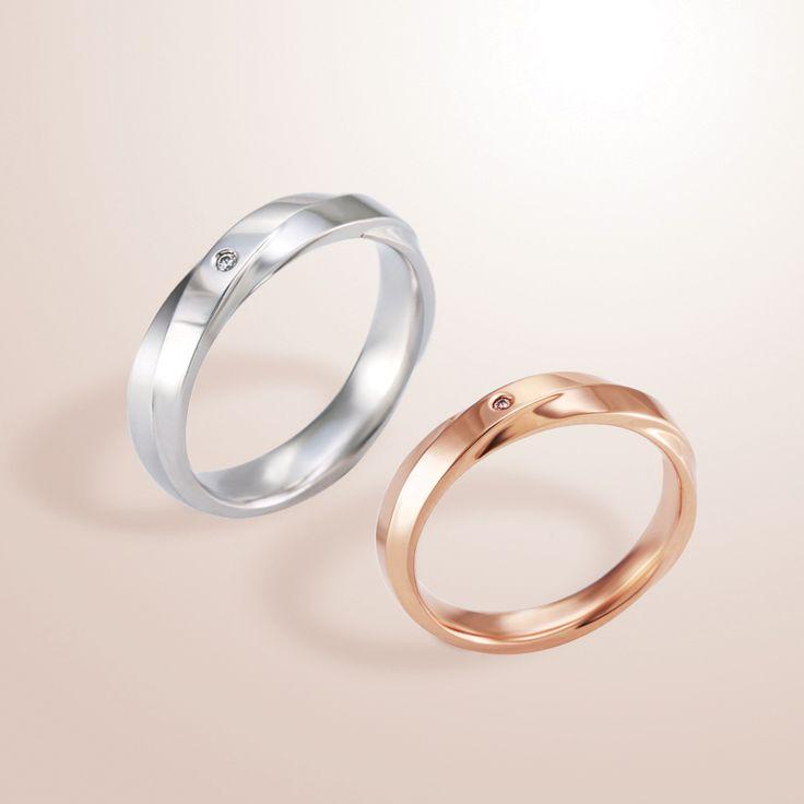 Couple ring - Amabile