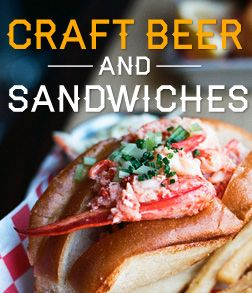 Six Classic Sandwiches and the Craft Beers That Love Them #foodiechats
