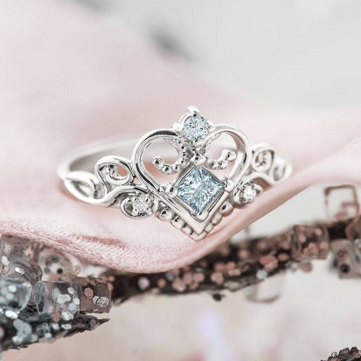 19 best princess images on crown rings