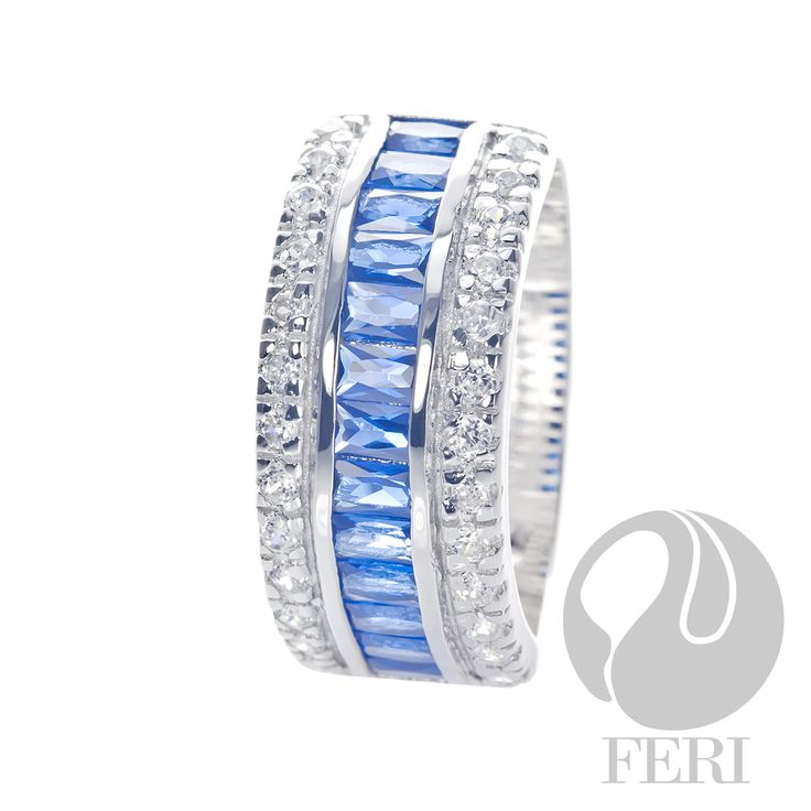 FERI Indigo Dreaming - Ring