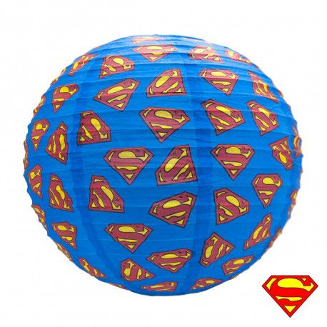 Suspension Superman Logo