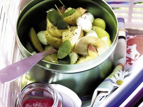 Een bijzondere aardappelsalade