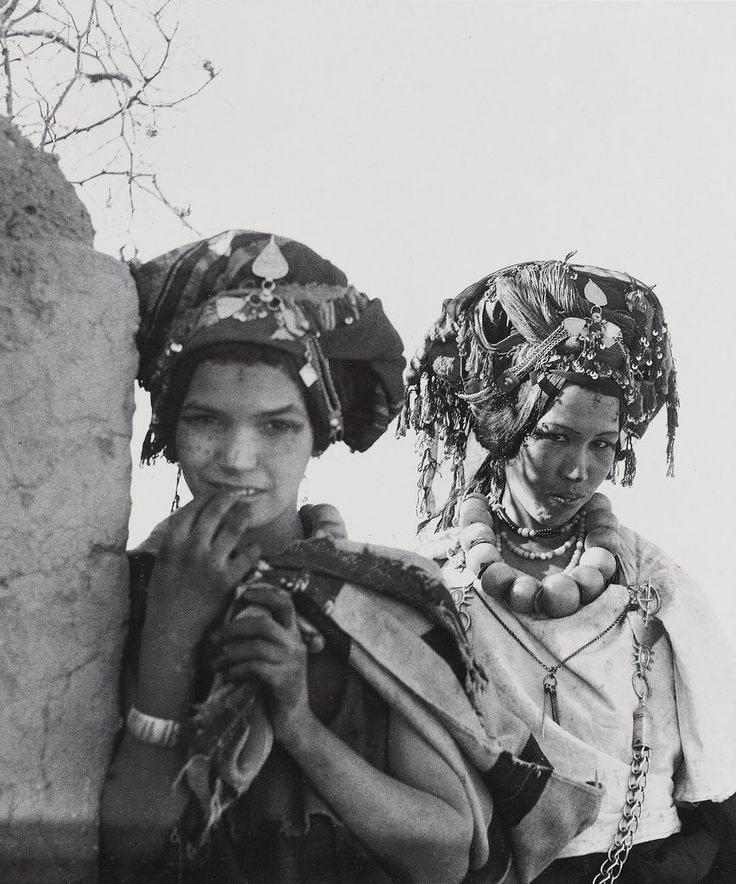 During the decades they spent holidaying in Morocco, Yves Saint Laurent and Pierre Bergé became captivated by the culture of the native Berber, or Amazigh, tribe, which has inhabited North Africa for 9,000 years. The extensive collection of Berber art and artifacts the couple acquired from the '60s until Saint Laurent's death in 2008 is now housed at the Musée Berbère at the duo's Jardin Majorelle studio villa in Marrakesh.