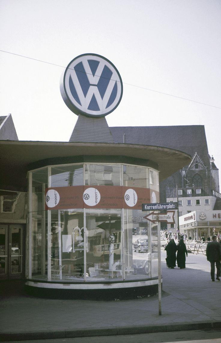 Car Dealerships In Lancaster Ohio >> #voets#braunschweig#1960 neben heute Galeria Kaufhof ...