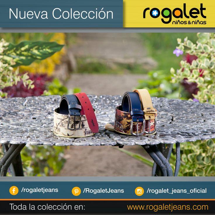 Cinturones Rogalet nueva colección