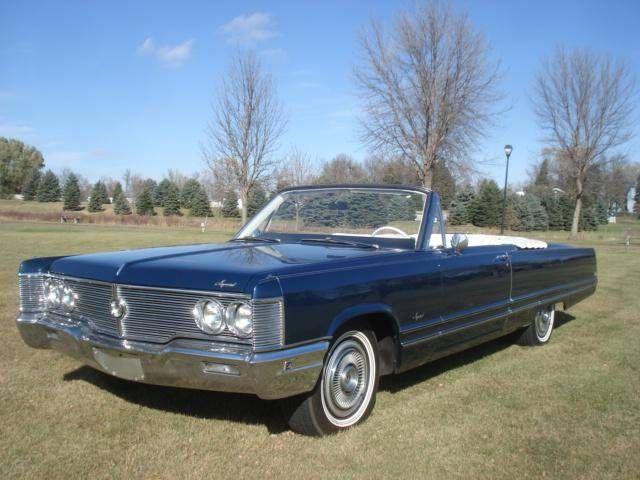 1968 Chrysler Imperial For Sale 2381683 Hemmings Motor News In