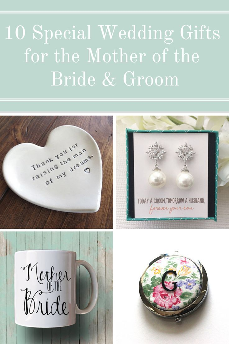 Gifts On Wedding Day For Bride: 10 Special Wedding Gifts For The Mother Of The Bride And
