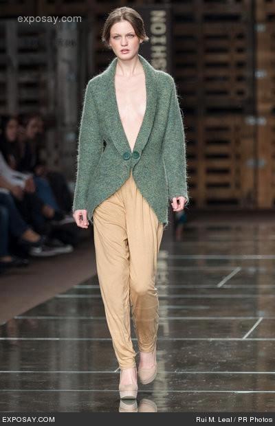 Portugal Fashion Fall/Winter 2013 - Day 4  Concreto by Helder Baptista