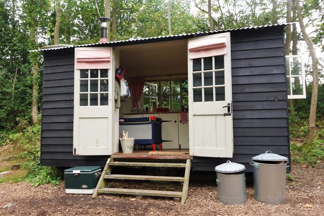 Found, now home: Gone Glamping