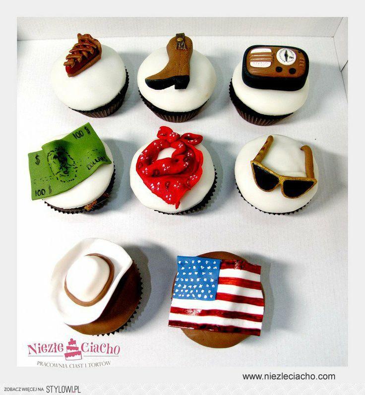 Cup cake, USA, muffinki, babeczki, słodki stół, Tarnów