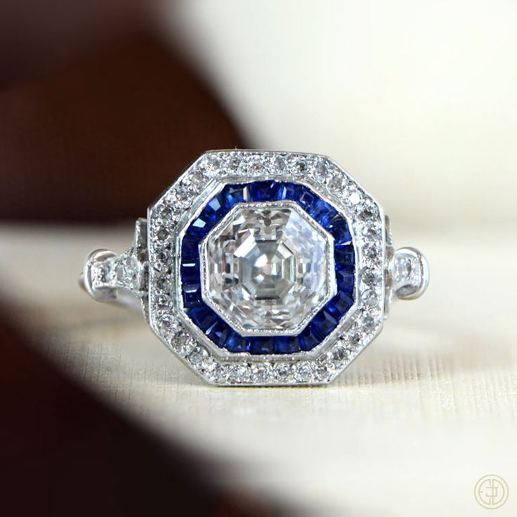 2152 best Art DecoEstate Rings images on Pinterest Jewels Rings