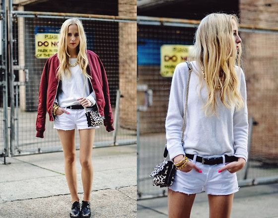 White/white (by Alice Mary) http://lookbook.nu/look/4124388-white-white
