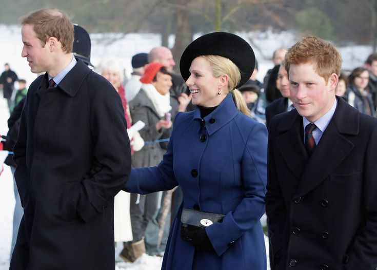 Prince Harry - Royals Attend Christmas Day Service At Sandringham