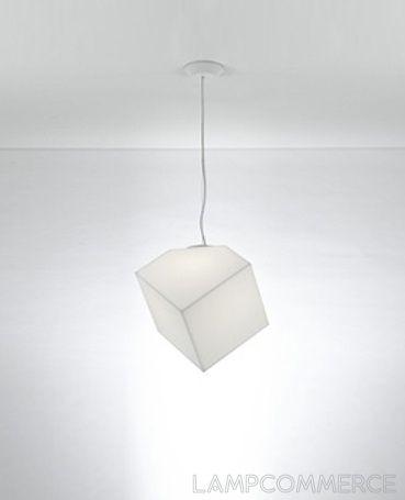 #Artemide #Edge 30 hanging lamp Design Alessandro Mendini