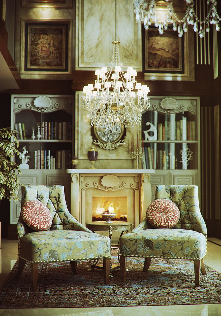 Interior C. on Behance