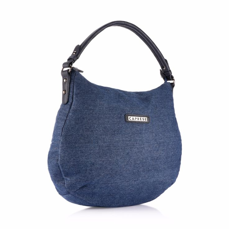 Caprese Joan Hobo Bag. A perfect accessory for the perfect woman, this navy blue hobo bag from Caprese is crafted with love to bring together spacious interiors with a casual design. This bag is lightweight and will add an instant touch of style to your look.  View now; https://acebazaar.in/product/caprese-joan-hobo-medium-navy/
