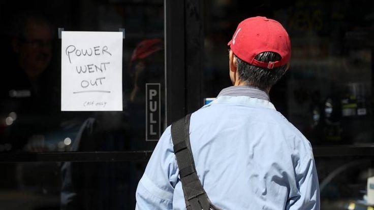 Stroomuitval legt San Francisco plat, 90.000 huishoudens onthand | NOS