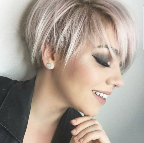 These Ladies Have Chosen For An Elegant And Trendy Short Hairstyle! Which one would you like to Try?