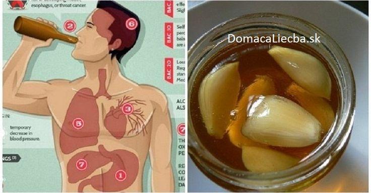 Ak budete jest cesnak s medom 7 dní, toto sa stane s vaším telom