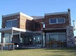 Resultado de imagen para fachadas de casas de 3 pisos de ventanas