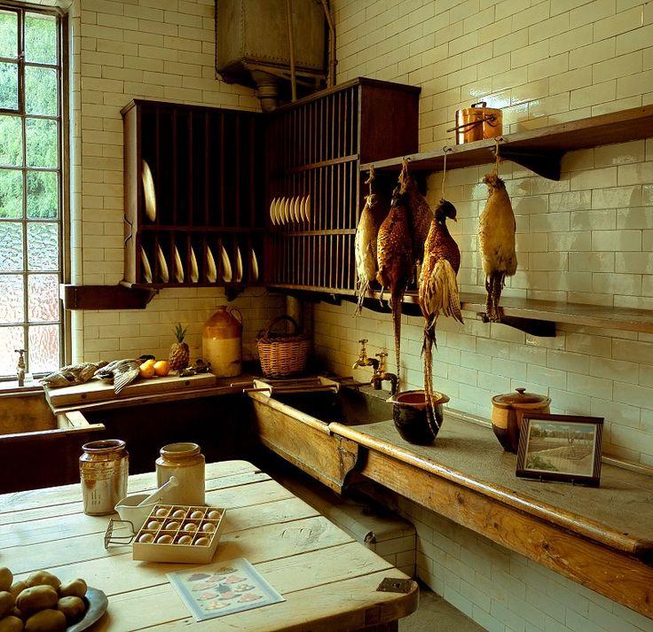 57 Best Images About Victorian Kitchen On Pinterest