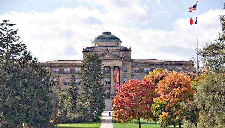 #socialmedia RT CoIIegeCampuses: Iowa State University :: Ames IA http://pic.twitter.com/YnEyLN6r9U   Social Marketing Pro (@Social_MKT_) August 17 2016