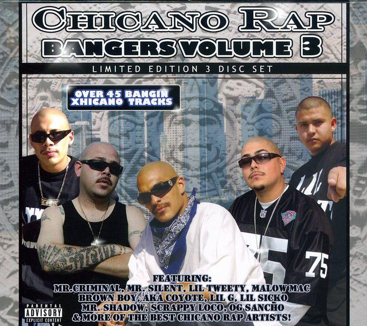 Various - Chicano Rap Bangers Vol 3