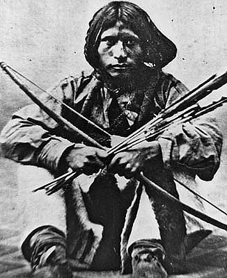 Chief Little Soldier, another important chief, led the Northwestern Shoshone down to its entry into the Great Salt Lake. -  http://www.kawvalley.k12.ks.us/schools/rjh/marneyg/archived_projects/02_plains-history/02_alejosb_Shoshone.html - Photo: http://historytogo.utah.gov/people/ethnic_cultures/the_history_of_utahs_american_indians/chapter2.html