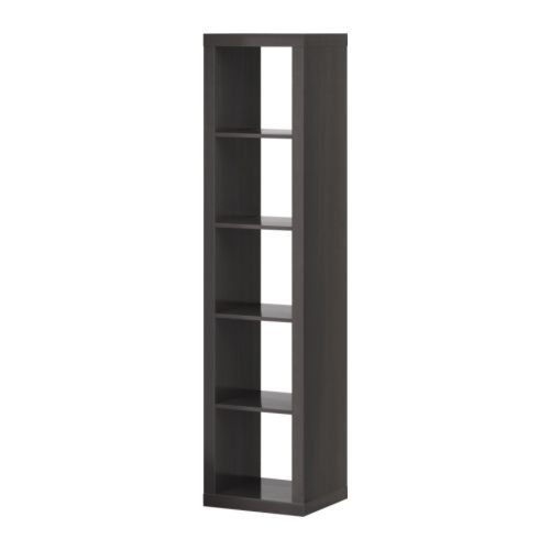 EXPEDIT Shelving unit IKEA Can be placed vertically or horizontally; suitable for use both as a shelving unit and as a sideboard.