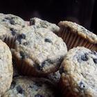 Imprimer - Muffins aux bleuets et bananes sans sucre ajouté - Recettes Allrecipes Québec
