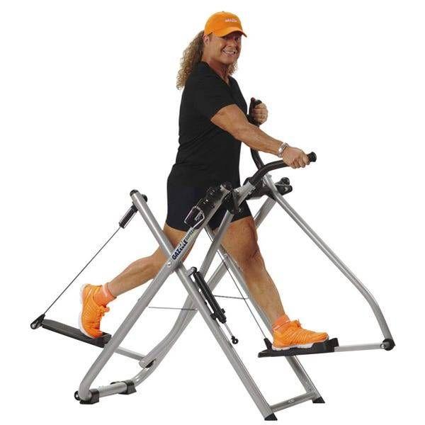 جهاز الغزال الطائر فوائده وعيوبه ونتائج تجارب المستخدمين Gazelle Workout Machines Low Impact Workout Gazelle Exercise