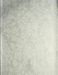 Floral Damask Sidewall - 5751960 from Savoy book by Kenneth James - Brewster Wallcovering.
