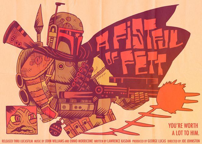 .: Boba Fettish 3, War Stuff, Mrhipp Artworks, Artists Dan, Stars War, Starwars Movie, Boba Fettish3, Starwars Geekeri, And Hipp