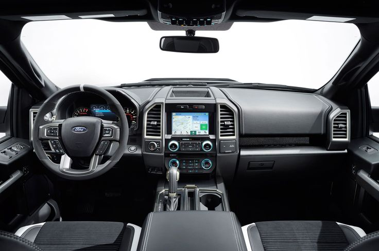 2017 ford raptor interior 4 x 4 pickup - Yahoo Image Search Results