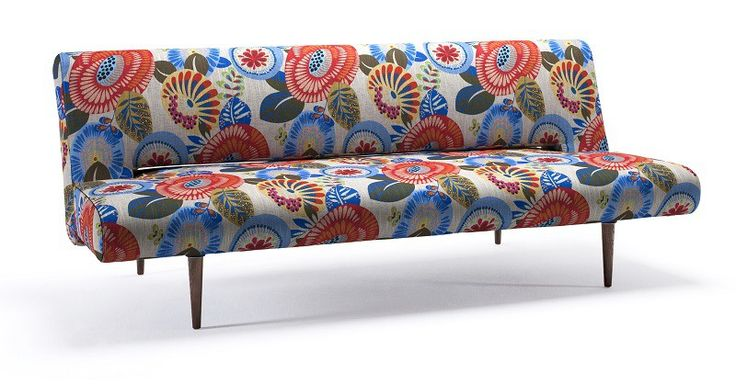 Innovation Unfurl Sovesofa - Wild flower.